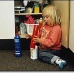 Çocuk çamaşır suyu içerse ne yapılmalı ??