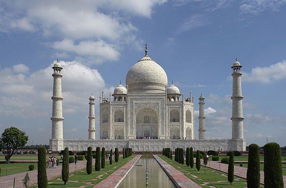 Tac Mahal Cami Hakkında Bilgi
