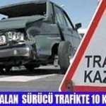 Alkolün nekadarı beni Trafikte kaza yaptırır ??