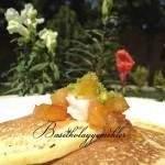 Pancake Portakal Reçelli tarifi ve yapılışı
