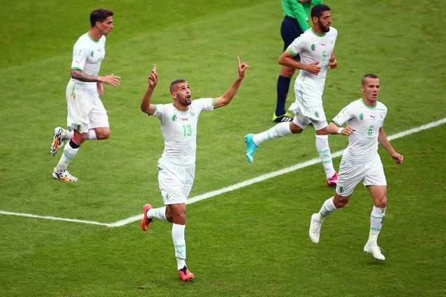 Cezayir -Güneykoreyi 4-2 Yendi (2014 Dünya Kupası)