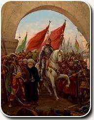 Fatih sultan Mehmed Hanın İstanbulu Fethi (1453)