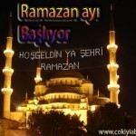 Ramazan Ayı mesajları 2016