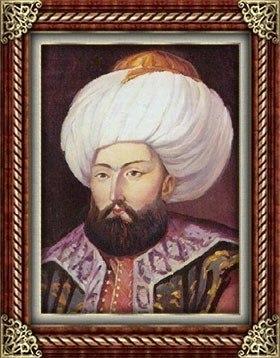 Sultan birinci Mehmet Çelebi (Osmanlı devleti)(1413 – 1421)