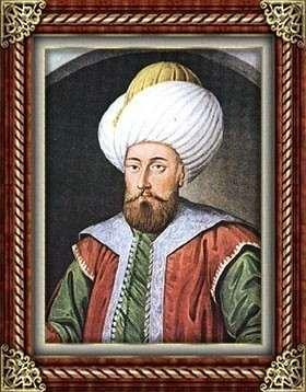 SULTAN BİRİNCİ MURAD (Hüdevandigar) (1359 – 1389 yılları)