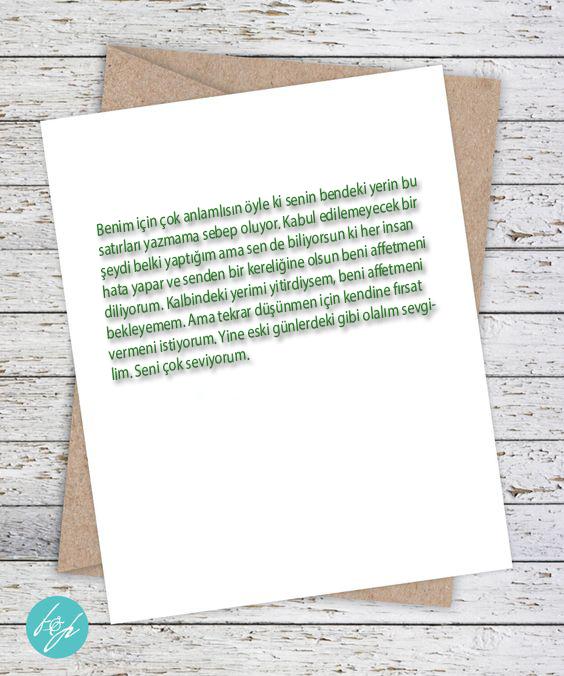 kız sevgiliye özür mesajları