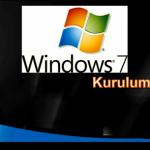 Bilgisayara format nasıl atılır ögrenin (windows7 format)