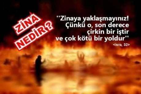Zina nedir ? İslamda Zinanın cezası nedir ?