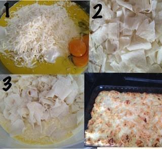Pratik börek yapımı (5 Dakikada)