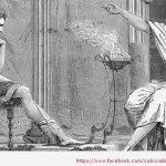 Büyük İskenderin  Felsefenin Duayeni Aristo'ya Yazdığı Mektup