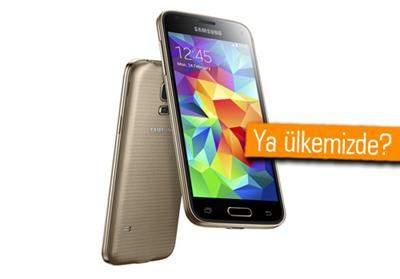 Galaxy S5 mini'nin fiyatı ve Özellikleri Çıkış tarihi