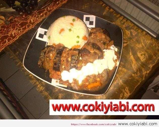 Fırında Patlıcan Kebabı Tarifi Ve Malzemeleri
