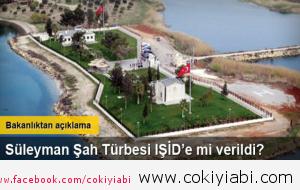 Süleymanşah mezarlığı