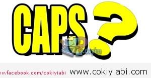CAPS RESMİ