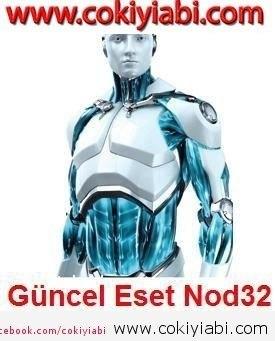 Eset Nod32 Antivirüs6 Güncel Key  serial