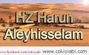 HZ.HARUN ALEYHİSSELAM'IN HAYATI