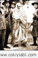 Ömer Muhtar  Kimdir ? Hayatı (1862 – 1931)