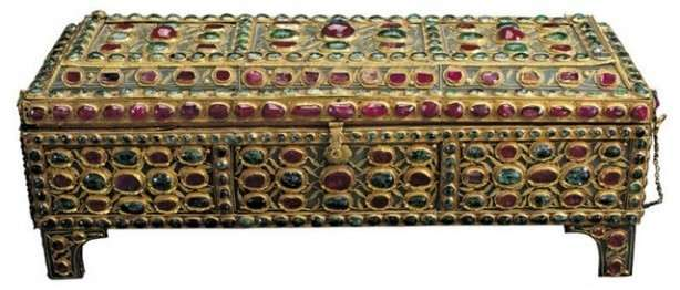 Osmanlının Saklanmış Ve Gizli Kalmış Hazineleri