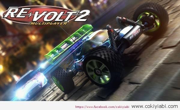 Re-Volt 2 Multiplayer Çıktı, 3 kişiyle Aynı Oyna !