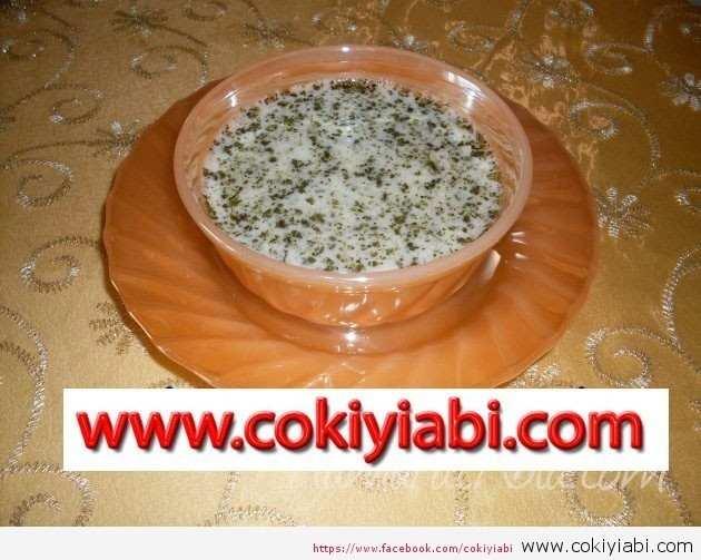 Yayla Çorbası Yapımı Ve Malzemeleri