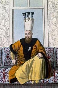 Birinci Mahmud Haayatı  (1730 – 1754) Osmanlı Devleti