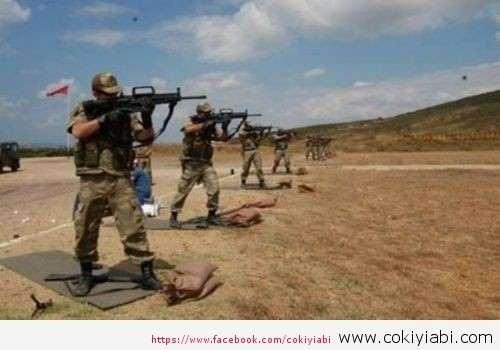 G3 Silahının Yerine MPT 76  Silahı geldi MPT 76 Silahının Özellikleri