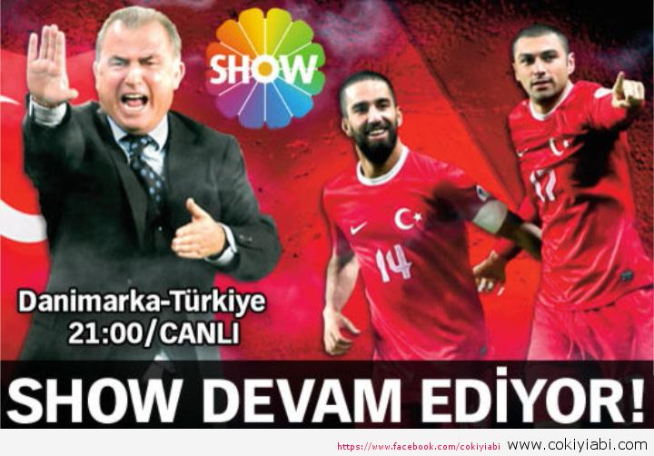 Danimarka Türkiye Maçı