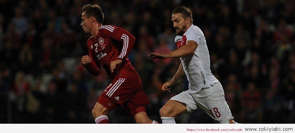 Danimarka 1-2 Türkiye