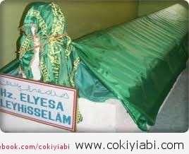 ELYESA ALEYHİSSELAM'IN HAYATI