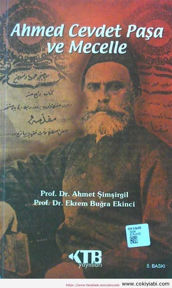 Ahmed Cevdet Paşa Hayatı