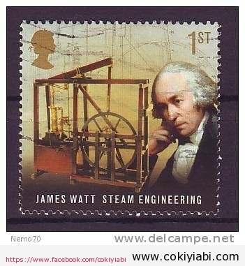 James Watt kimdir (1736 - 1819) Bilim Adamları