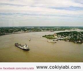 Mississippi ve Missouri Nehirleri
