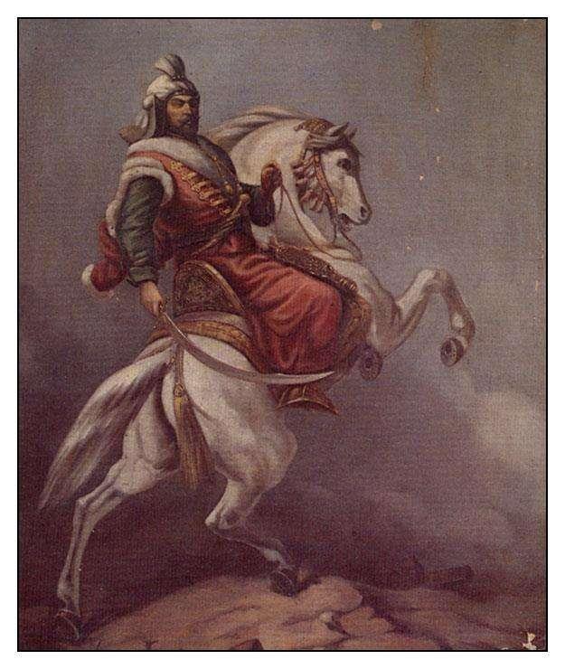 İrah Şahı IV Murata Gönderdiği Yayın Öyküsü