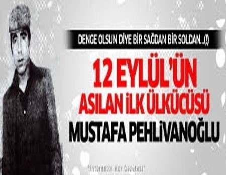 Mustafa Pehlivanoğlu kimdir Hayatı