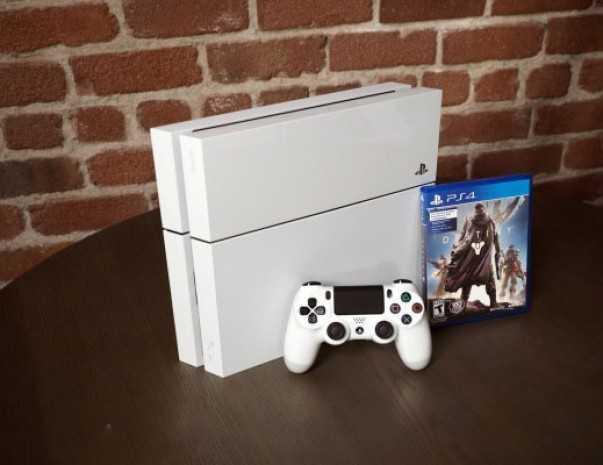 2014 Sony PlayStation 4 Destiny Resimleri