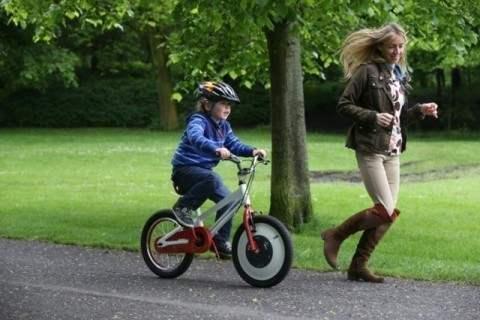 Bisikletten Düşmek Tarih Oluyor Artık
