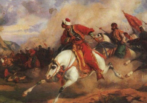 Yavuz Sultan Selimi Görmek İsteyen Venedik Elçisinin Öyküsü