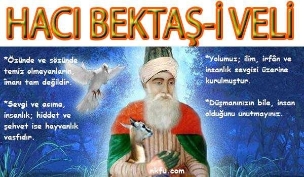 Hacı Bektaş-i Veli hazretleri Hakkında Herşey