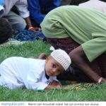 İslamda Namaz Ne Demektir ?