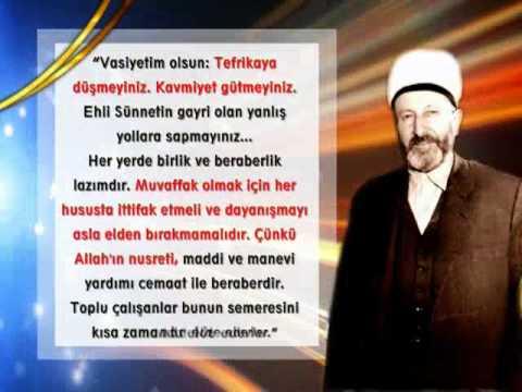 Süleyman Hilmi Tunahan İslam Alimleri