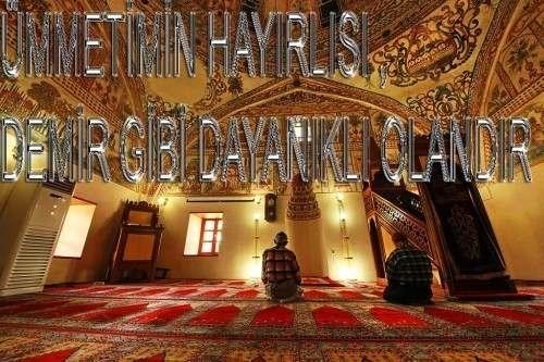 Cübn (Korkaklık) la   Alakalı Hadisler Ahlak Bilgileri