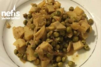 Enginar Yemeği Tarifi lMalzemeleri ve yapılışı