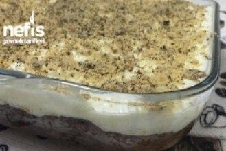 İncirli Nescafeli Pasta Tarifi ve Malzemeleri yapılışı