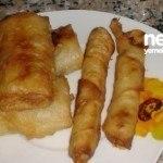 Patatesli Kıymalı Çıtır Börek Tarifi Malzemeleri ve Yapılışı