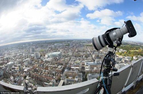 16 Gigapixel Camera Daha Önce Böyle Birşey Gördünüzmü