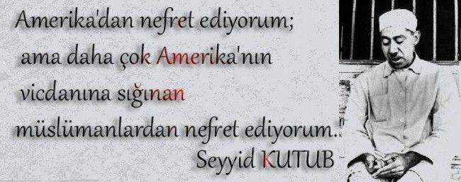 Seyyid Kutub (1906-1967) Hayatı