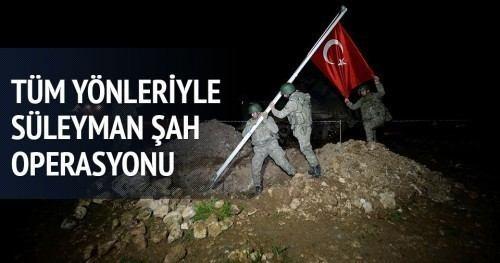 Süleyman Şah Operasyon 22 02 2015