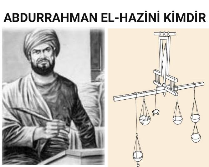 ABDURRAHMAN EL-HAZİNİ hayatı