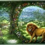 Aslanlar Toplanmış