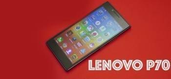 46 Gün Açık kalacabilecek Telofon Yeni Lenovo P70 4000Mili Amperlik